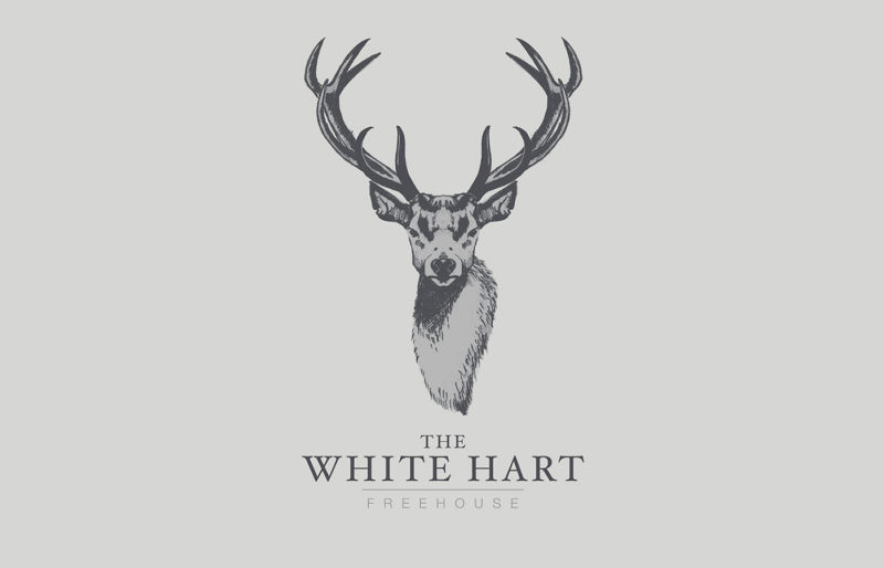 Design House Studio - Branding - White Hart