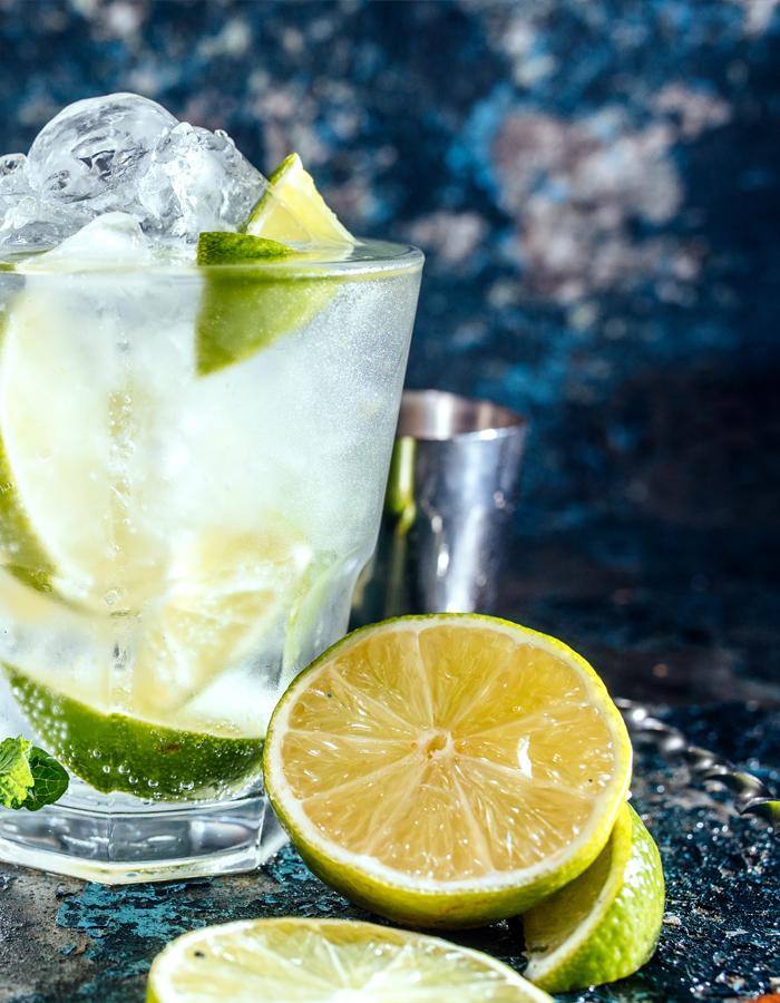 Design House Studio - Copperpot Bar - Drink Image