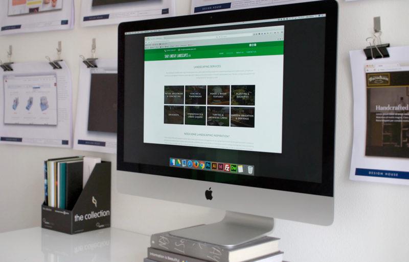 Design House Studio - Shay Lindsay Landscapes Home Page 01